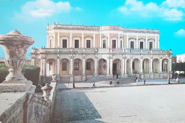 Cartolina Noto - Il Municipio - 1972 - Siracusa