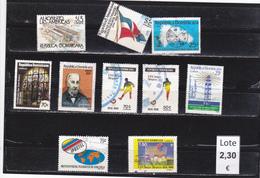 República Dominicana  - Lote  10  Sellos Diferentes  - 5/2233 - Dominican Republic