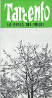 Tourism Brochure 1967 Tarcento - Udine - Italy / Italia - Tourism Brochures