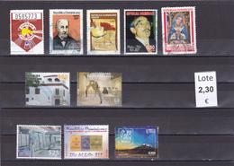 República Dominicana  - Lote  10  Sellos Diferentes  - 5/2245 - República Dominicana