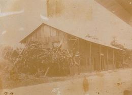 1902 Photo Majunga Madagascar - Bateaux
