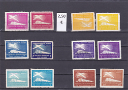 República Dominicana  - Lote  12  Sellos Diferentes  - 5/2247 - República Dominicana