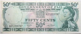 Fidji - 50 Cents - 1969 - PICK 58a - TTB+ - Fiji