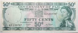 Fidji - 50 Cents - 1969 - PICK 58a - TTB+ - Fidschi