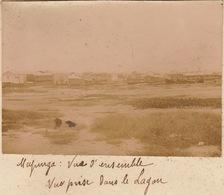1902 Photo Majunga Madagascar - Boats