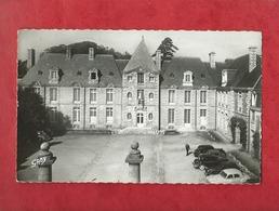 CPSM Petit Format -c ALENÇON -(Orne)  La Préfecture , Bel Hôtel Du XVIIe S. , Qui Fut Habité Par Elisabeth D'Orléans - Alencon