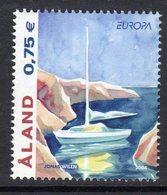 Aland 2004 Europa, Holidays, MNH (EU) - Aland
