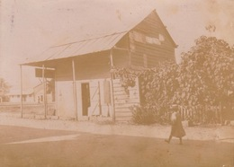1902 Photo Majunga Madagascar - Lieux