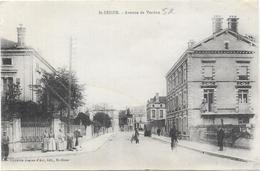 SAINT DIZIER : AVENUE DE VERDUN - Saint Dizier