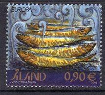 Aland 2005 Europa, Gastronomy, MNH (EU) - Aland