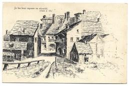 SEMBRANCHER. VAL DE BÂGNES. Années 1920 - VS Wallis
