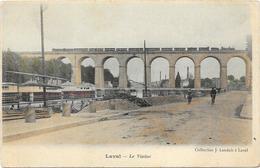 LAVAL : LE VIADUC - Laval
