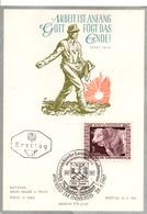 AUTRICHE ÖSTERREICH CM 1967 REID IM INNKREIS - Maximum Cards
