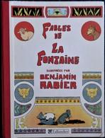 Fables De La Fontaine - Illustrées Par Benjamin Rabier - Librairie Illustrée Jules Tallandier Éditeur - ( 2011 ) . - Books, Magazines, Comics