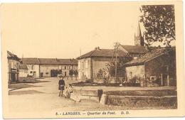 LANDRES : QUARTIER DU PONT - Other Municipalities