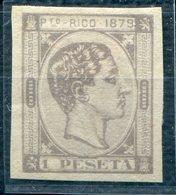 PUERTO RICO   Nº 28s  Charnela -370 - Puerto Rico