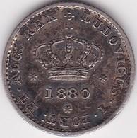 PORTUGAL, 50 Reis 1880 - Portugal