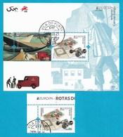 Portugal / Azoren  2020 , EUROPA CEPT Rotas Do Correio Antigo / Postwege - Gestempelt / Fine Used / (o) - 2019