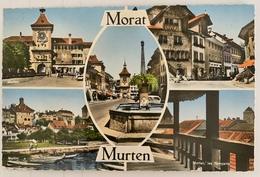 MORAT - MURTEN Multi Vues - FR Fribourg