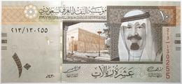 Arabie Saoudite - 10 Riyal - 2009 - PICK 33b - NEUF - Saudi-Arabien