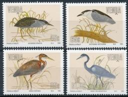 Venda Michel 254-257 Postfrische Serie/** MNH - Reiher - Storks & Long-legged Wading Birds