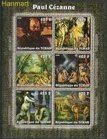 Chad 2002 Mi Ark2352-2357 MNH ( ZS5 CHDark2352-2357 ) - Tschad (1960-...)