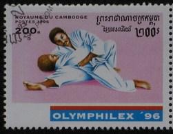 1996 LAO Laos  Les Arts Martiaux, Judo Martial Arts Judo Kampfsport  Judo  Artes Marciales Judo [ak19] - Judo