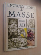 DIVCORO / DESSSIN D'HUMOUR / BD ENCYCLOPEDIE DE MASSE 1e EDITION Tome 1 A-H Coté 30 € Très Bon état Général - Humour