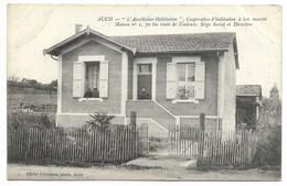"""32-AUCH-""""L'Auscitaine-Habitation"""" Coopérative D'habitation à Bon Marché-Maison N°1, 70bis Route De Toulouse ... Animé - Auch"""