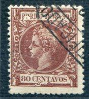 PUERTO RICO   Nº  147   Matasellado -377 - Puerto Rico