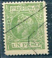 PUERTO RICO   Nº  148   Matasellado -378 - Puerto Rico