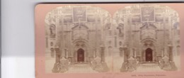 STEREO PHOTO  KILBURN YEAR 1898 / PALESTINE / HOLY SEPULCHRE - Palestine