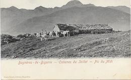 BAGNERES DE BIGORRE : CABANES DU  JEILLET - Bagneres De Bigorre
