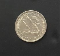 $F77-2$50 Coin - Portugal - 1970 - Portugal