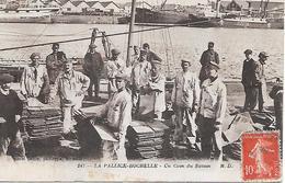 LA ROCHELLE ( 17 ) - La Pallice - Un Coin Du Bassin - La Rochelle