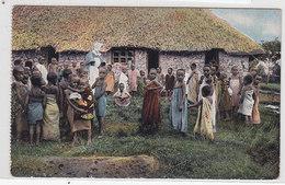 DOA Nette Farbige Karte - Colonie: Afrique Orientale