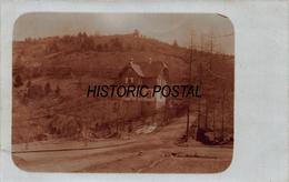 TRIBERG GERMANY~VILLA JOHANN-1908 PERSONAL REAL PHOTO POSTCARD 46400 - Triberg