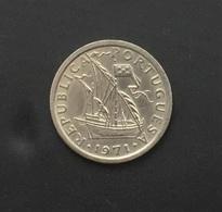 $F78-2$50 Coin - Portugal - 1971 - Portugal