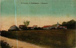 CPA Montcassin - Scene - Environs De Casteljaloux (638674) - Autres Communes