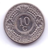 NETHERLAND ANTILLAS 2004: 10 Cent, KM 34 - Antille Olandesi
