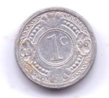 NETHERLAND ANTILLAS 1996: 1 Cent, KM 32 - Antillen (Niederländische)