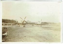 Foto/Photo. Avion Spitfire. Ouston, Nov.1945. - Aviation