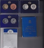 ESTUCHE PRUEBAS DE F.N.M.T. DE 500 PESETAS - ASI NACE UNA MONEDA (PLATA) - [ 5] 1949-… : Koninkrijk