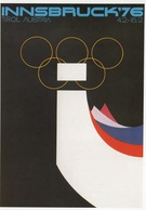 JO76-H/L7 - Jeux Olympiques Innsbruck 1976 - Olympic Games