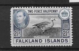 1938 MH Falkland Islands Mi  A83 - Falkland Islands