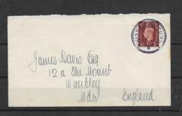 British Stamp Used In Tristan - Tristan Da Cunha