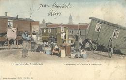 Dampremy  Campement De Forains - Charleroi