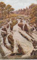 Postcard - The Swallow Falls - Bettws - Y - Coed  Card No.1078 Unused  Very Good - Cartes Postales
