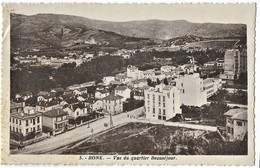 Bone / Annaba / Vue Panoramique Du Quartier Beauséjour / 1937 - Altri