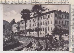 RIETI PIAZZA UMBERTO I°  E PALAZZO DEGLI STUDI VG  1958 - Rieti